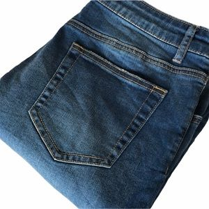 Garnet Hill- Skinny Jeans